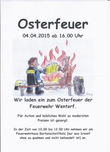Osternfeuer2015