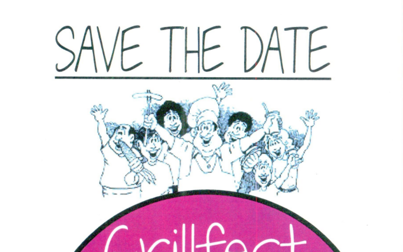 Grillfest 2016 – save the date